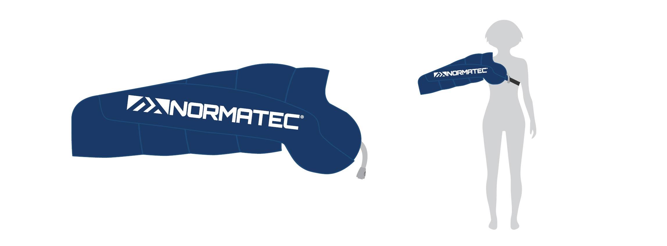 NormaTec Via Arms