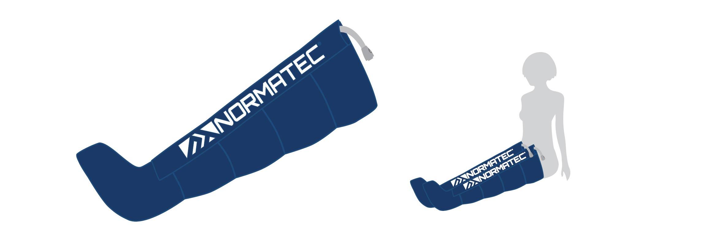 NormaTec Via Boots