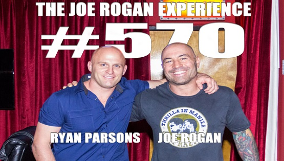 Ryan Parsons on the Joe Rogan Experience Podcast